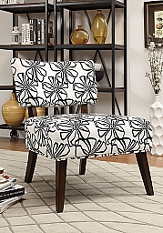 ABLE- FABRIC ACCENT CHAIR