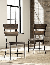 JENNINGS DINING CHAIRS SOLD IN SET OF 2