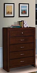 KENSINGTON CHEST BURNISHED CHERRY