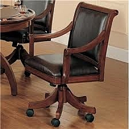 PALM SPRINGS- CASTER GAME CHAIR