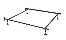 BOLT ON BED FRAME - TWIN/FULL 4 LEG - HEADBOARD ONLY (SAME AS F003)